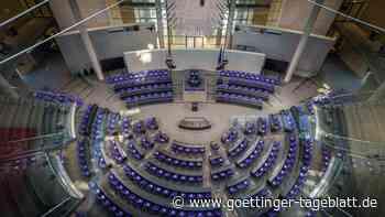 Im Bundestag gilt bald die 3G-Regel - konstituierende Sitzung in einer Woche