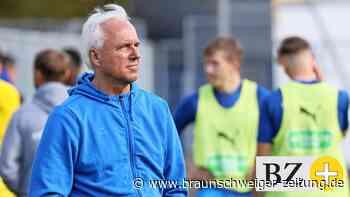 Vollmann: TSV Havelse für Eintracht eine Riesen-Herausforderung
