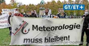 Meteorologie an der Leibniz Uni Hannover: Studierende kämpfen weiter gegen Abbau