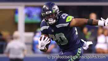 """Rashaad Penny """"raring to go"""" in return from injured reserve"""