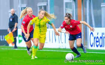 D2F - Le résumé de FCN - LOSC (1-0) - FC Nantes