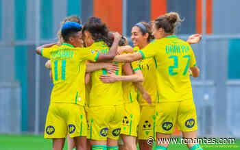 FC Nantes - LOSC Lille - D2F : les images de la victoire (1-0) - FC Nantes