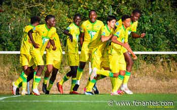 U17 Nationaux - USSA Vertou - FC Nantes (0-1) - FC Nantes