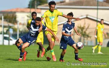 Galerie photos U19 - Les images du derby au Haillan (0-0) - FC Nantes