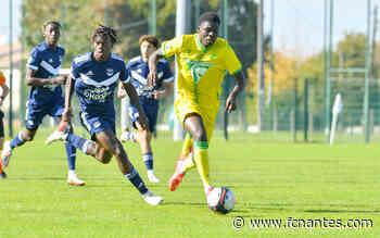 Académie - Tous les résultats du week-end - FC Nantes
