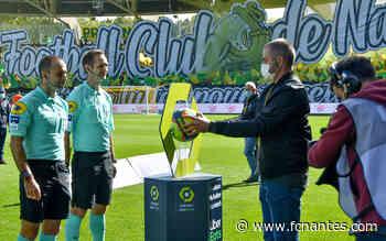 Exclusivité FC Nantes + - Tentez d'être Delivery Ball pour FC Nantes - Clermont Foot - FC Nantes