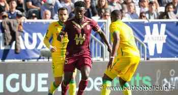 Girondins - FC Nantes (1-1) : un Bordelais estampillé FCN enrage contre les Canaris - But! Football Club