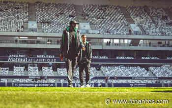 Girondins de Bordeaux - FC Nantes - L'avant-match en images - FC Nantes