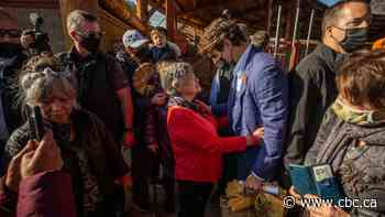 Sharp words and cautious optimism: Trudeau's visit to Tk'emlúps te Secwe̓pemc draws mixed reaction
