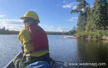 One firefighter shares her experience fighting against a Boundary Waters wildfire - Wadena Pioneer Journal