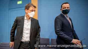 "Karl Lauterbach kritisiert Jens Spahn: Ende der Corona-Notlage ist ""falsches Signal"""