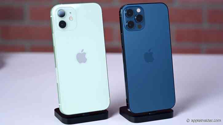 Supply constraints could lead to slightly lower iPhone holiday revenue