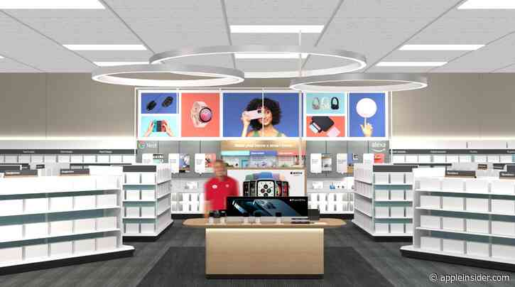 Target to double stores with Apple 'shop in shop' by Christmas