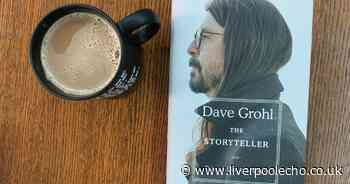 Dave Grohl's 'The Storyteller' - it's like having coffee with the man himself