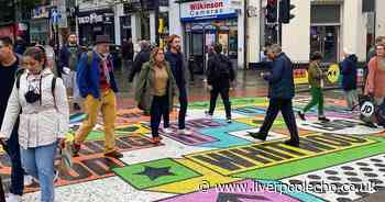 New artwork on Bold Street could end up saving a life