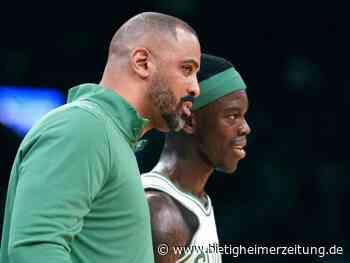 NBA: Schröder und das Projekt Eigenwerbung bei den Celtics - Bietigheimer Zeitung