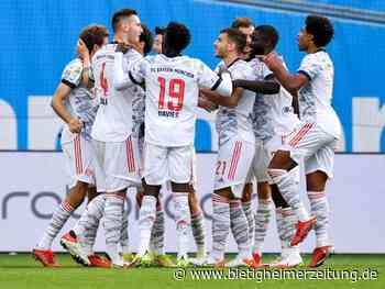 Bundesliga am Sonntag: Gerichtstermin vorgezogen: Bayern planen mit Hernández - Bietigheimer Zeitung