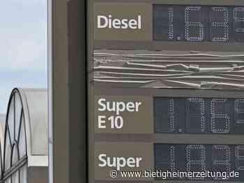 Verkehr: Dieselpreis in Deutschland klettert auf Allzeithoch - Bietigheim-Bissingen - Bietigheimer Zeitung