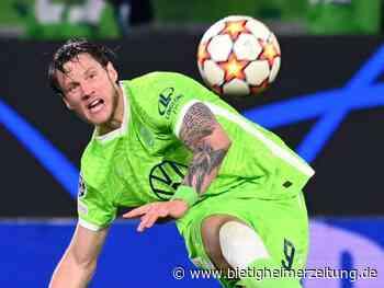 Champions League: Wolfsburg-Torjäger Weghorst mit Coronavirus infiziert - Bietigheimer Zeitung