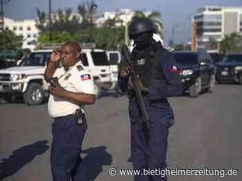 Haiti: Entführung von Missionaren - USA in Kontakt mit Behörden - Bietigheimer Zeitung