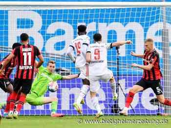 8. Spieltag: Nagelsmann feiert Torflut in Leverkusen - Extreme Schritte - Bietigheimer Zeitung