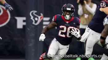 Saints signing Lamar Miller to their practice squad