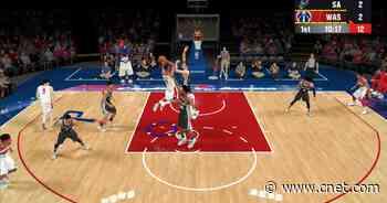 NBA 2K22 Arcade Edition now available on Apple Arcade     - CNET