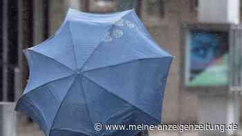 Herbst-Wetter: Erster Sturm zieht über NRW – davor spielen die Temperaturen verrückt