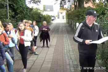 VIDEO. Week van het bos met Klingse dorpsdichter - Gazet van Antwerpen