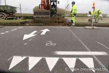 Gevaarlijke fietsoversteekplaats wordt verplaatst
