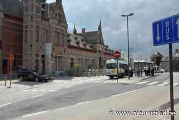 Stationsomgeving wordt aangepakt en dat is nodig want er zullen vanaf volgend jaar meer bussen stoppen
