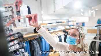 Ohne Maske einkaufen? In bestimmten Fällen ist das in NRW möglich
