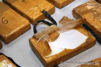 Kapot licht verraadt drugsbezit