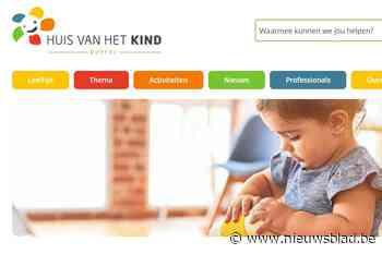 Nieuwe website Huis van het Kind Duffel: één plek voor al je vragen