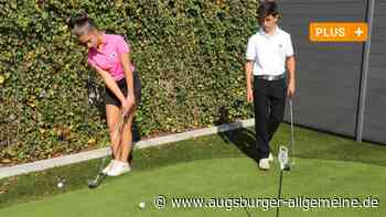 Zwei Golf-Talente aus Kaufering auf den Spuren von Tiger Woods