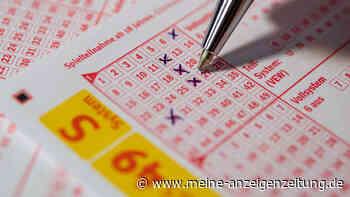 Gewinner räumt 2,4 Millionen Euro im Lotto ab – bisher hat er sich nicht gemeldet