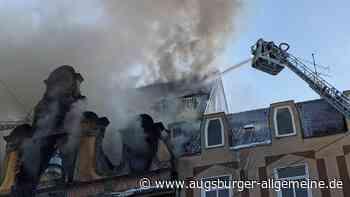 Brand in Karolinenstraße: Betroffene erhalten über 40.000 Euro an Spenden