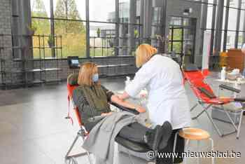 Studenten helpen bloedvoorraad aanvullen