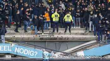 Teileinsturz der Tribüne:Stadion in Nijmegen geschlossen