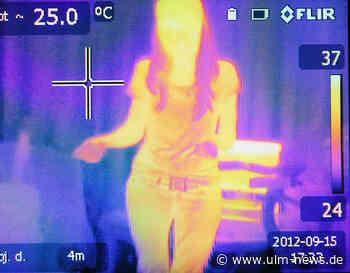 Einsatz moderner Wärmebildkameras