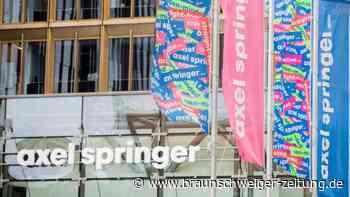 Axel Springer schließt Kauf von US-Mediengruppe Politico ab