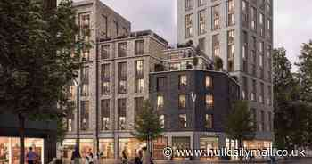 Large urban park set for Hull's Albion Square - but ice arena plans dropped