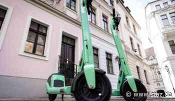 E-Scooter in Augsburg: Nach zwei Rückzügen geht nun wieder ein neuer Anbieter an den Start - StadtZeitung Augsburg