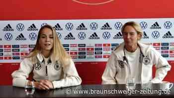 """Gwinn genießt DFB-Comeback: Lohn für die """"ganze harte Arbeit"""""""