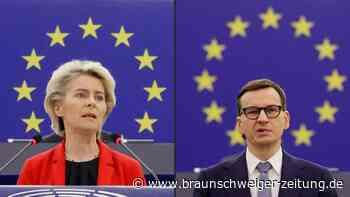 Fronten zwischen Brüssel und Warschau verhärtet
