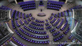 Union gegen Änderung der Sitzordnung im Bundestag