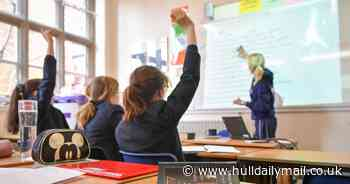 Nearly 900 Hull pupils currently off school due to Covid