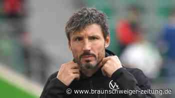 Van Bommels gute Laune trotz Wolfsburger Sorgen
