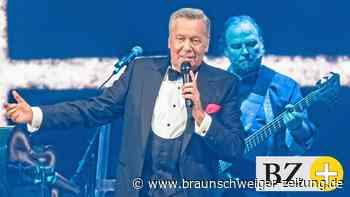 Roland Kaiser singt in Braunschweig vor Tausenden – 2G geplant