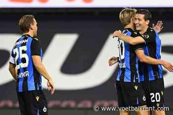 LIVE Club Brugge-Man City: Blamage vermeden, Vanaken met 1-4